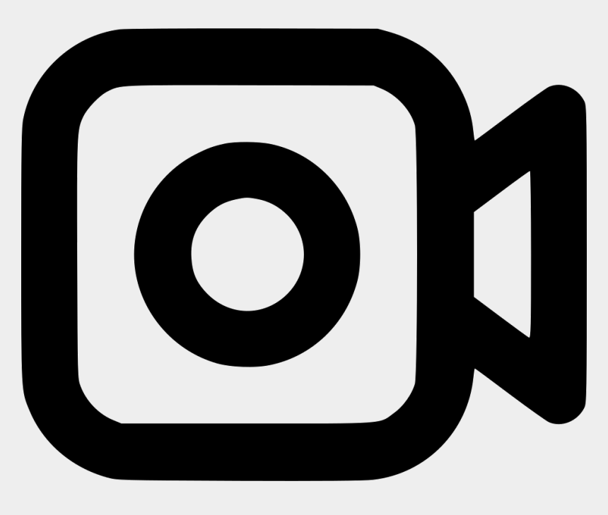 video camera clip art, Cartoons - Video Camera Recording Png - Record Video Icon Png