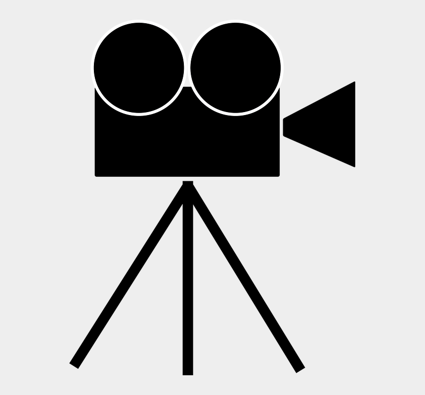 video camera clip art, Cartoons - Video Camera Filming Media Equipment Camcorder - Filmagem Png