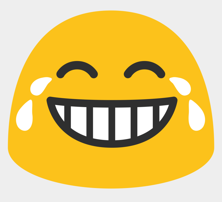 joy clipart, Cartoons - Fashion Is All Smiles Thanks To Emojis Png Png Joy - Android Cry Laugh Emoji