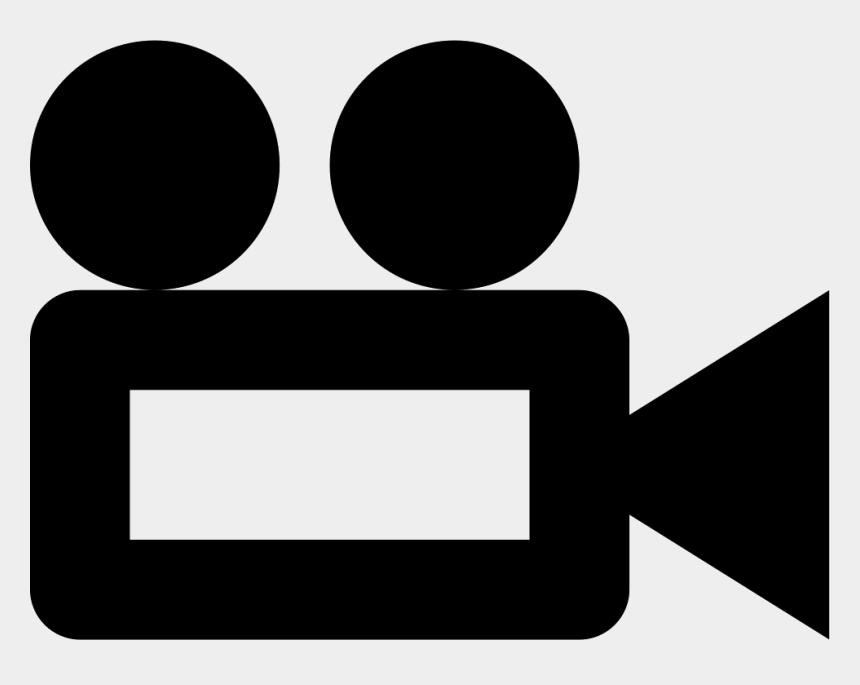 video camera clip art, Cartoons - Film Clipart Media Camera - Video Camera Icon Jpg
