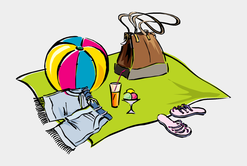 towel clipart, Cartoons - 365 Days Of Fun In Marriage - Funny Beach Towels Clipart