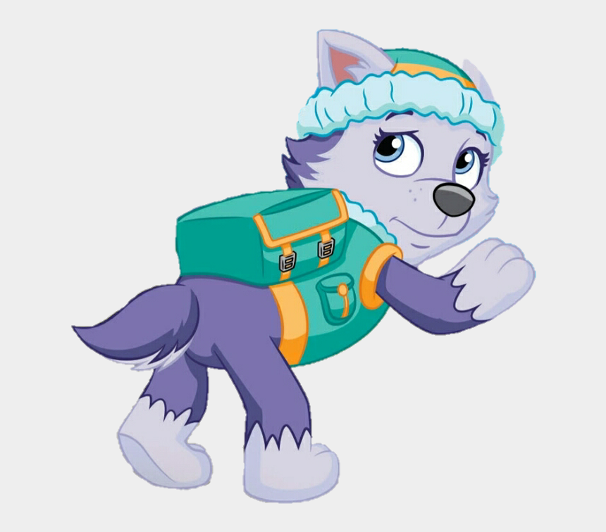 Paw patrol everest. Beach towel the s