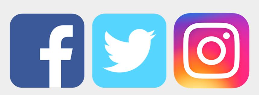 listen clipart, Cartoons - Listen To The Free - Facebook Instagram And Twitter Logo