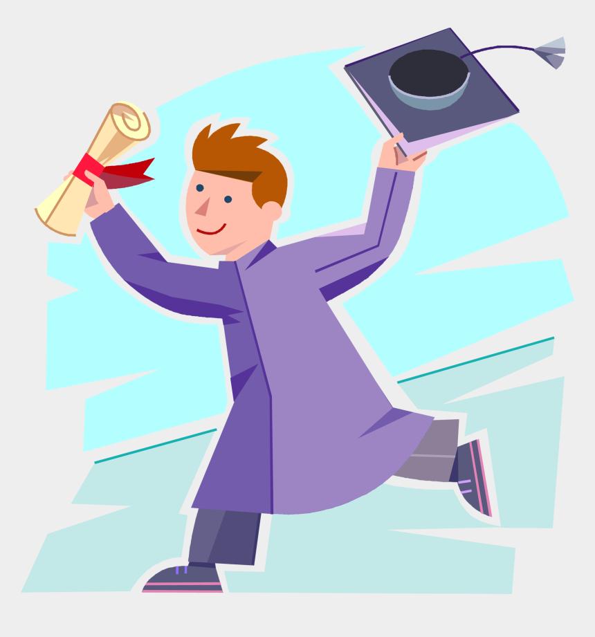 graduate clipart, Cartoons - Graduate Clipart Primary School Graduation - Graduation Ceremony