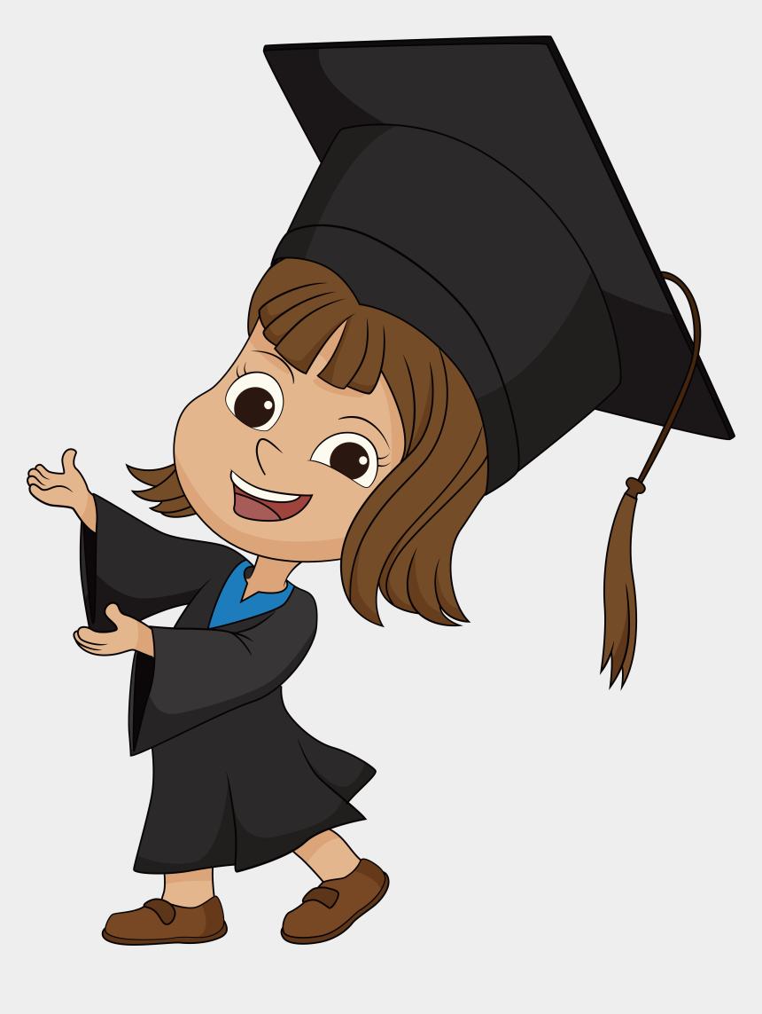 graduate clipart, Cartoons - Freeuse Student Graduation Ceremony Academic Dress - Graduation Kids