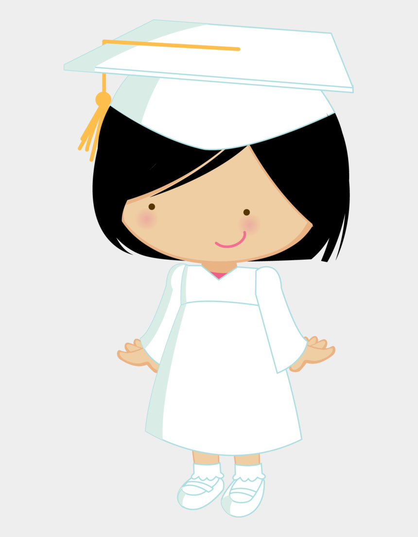 graduate clipart, Cartoons - Formanda Graduation Images, Graduation Day, Kindergarten - Graduacion Niña Png