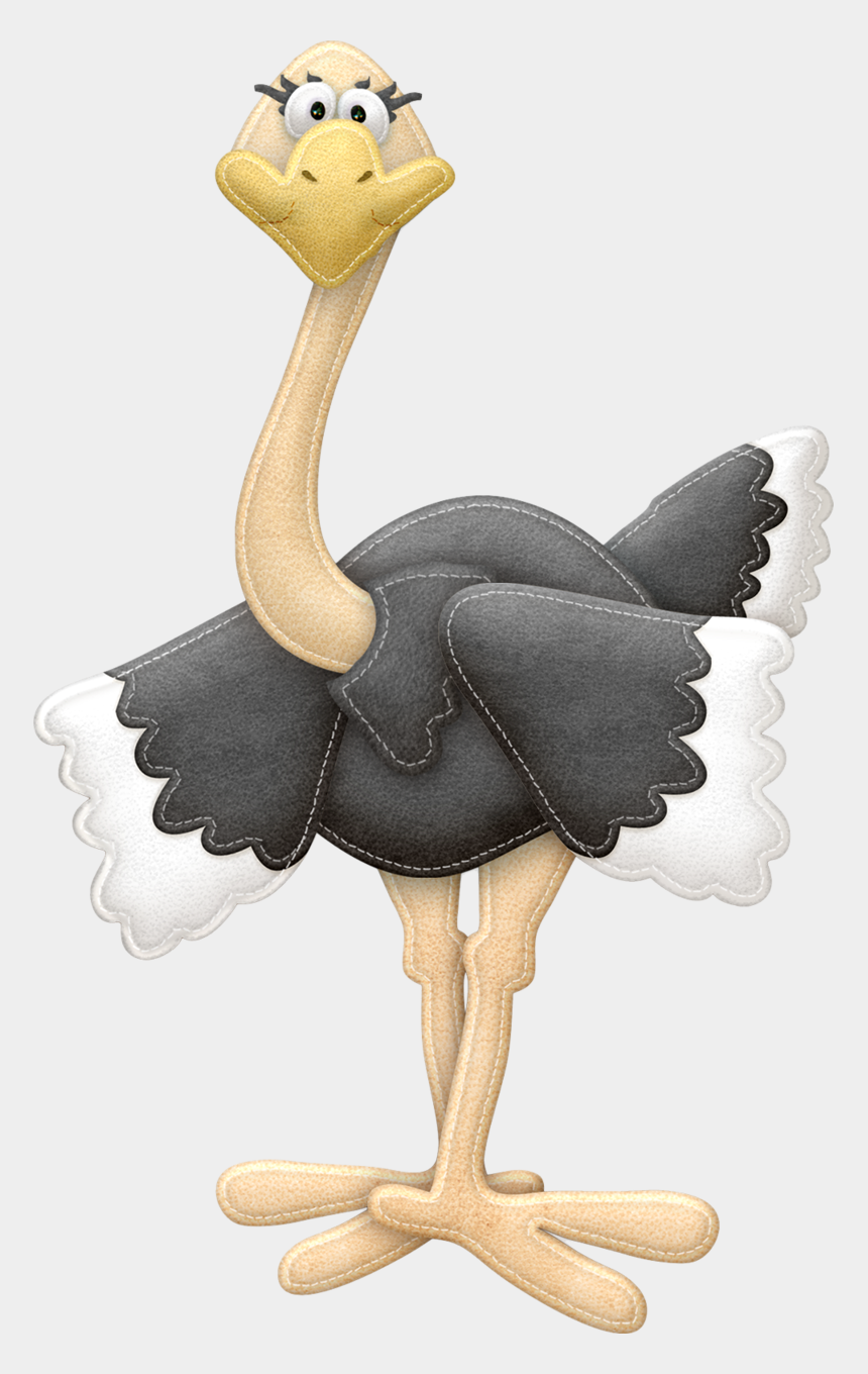 ostrich clipart, Cartoons - Crazy‿✿⁀•○ Zoo Clipart, Cartoon - Ostrich Head In Sand Animated Gif