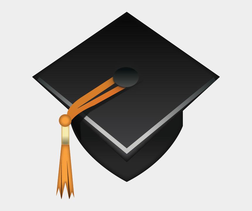 graduate clipart, Cartoons - Graduation Cap Png Clipart - Graduation Cap Emoji Apple