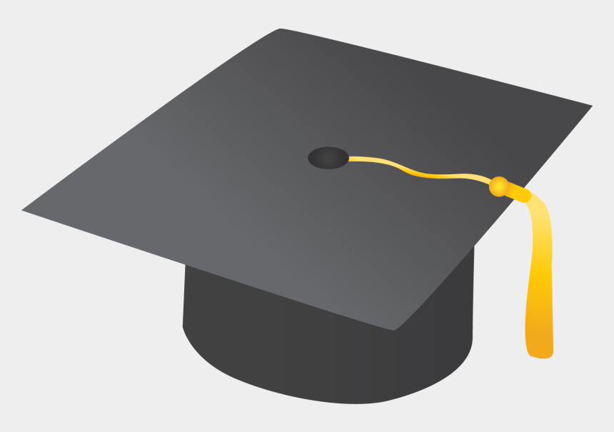 graduate clipart, Cartoons - Graduation Hat Clipart - Transparent Background Graduation Hat