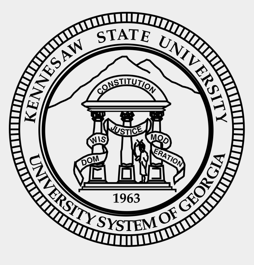 graduate clipart, Cartoons - Maters Clipart Graduate Study - Kennesaw State University Seal