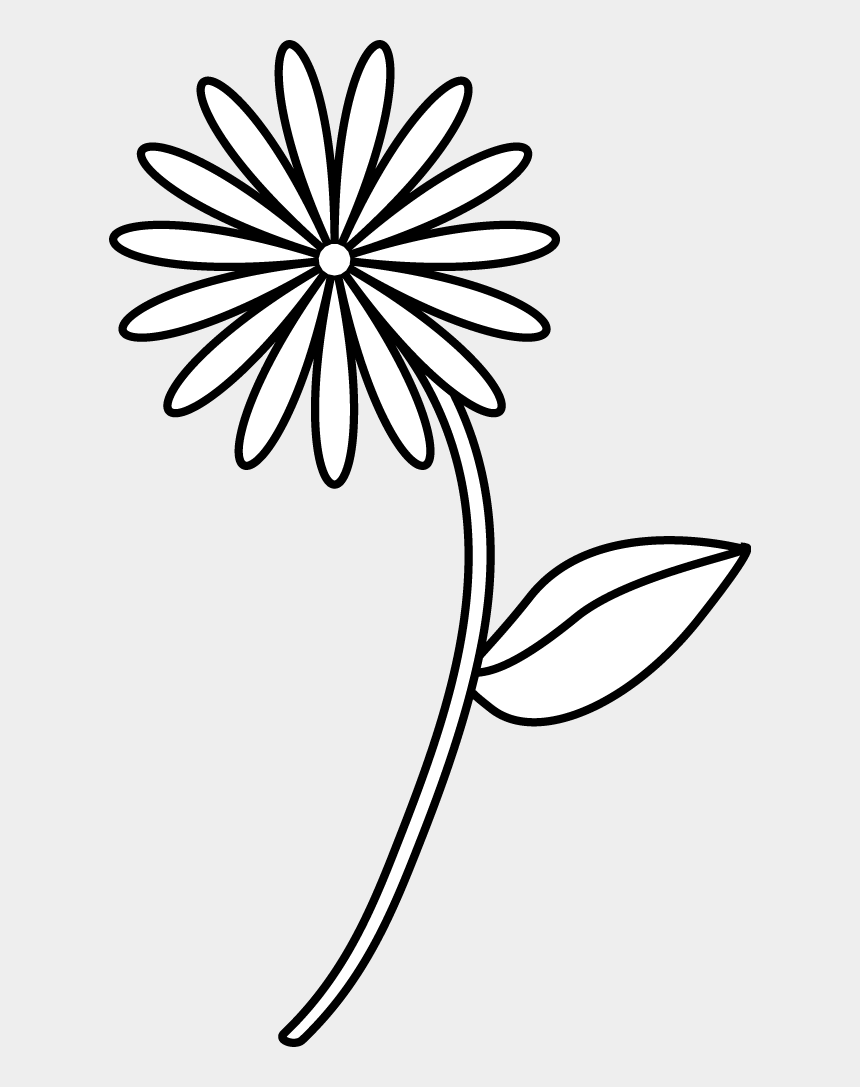 cotton clipart, Cartoons - Cotton Flower Clipart - Easy Simple Flower Drawing