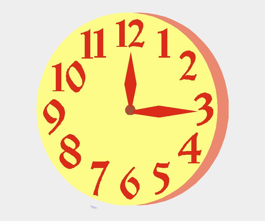 circle time clipart, Cartoons - Clock - Clock Quiz