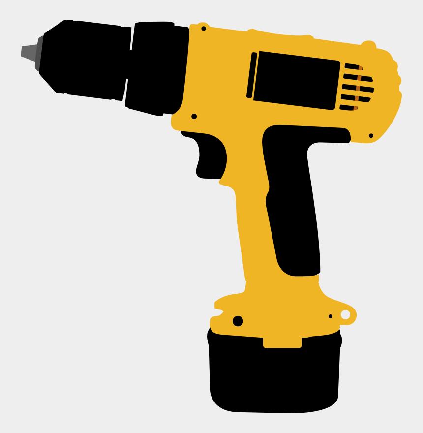 tool clipart, Cartoons - Power Tools Clip Art