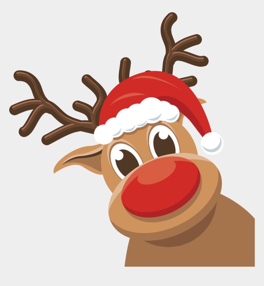 weihnachten rudolph rentier cliparts  cartoons  jingfm