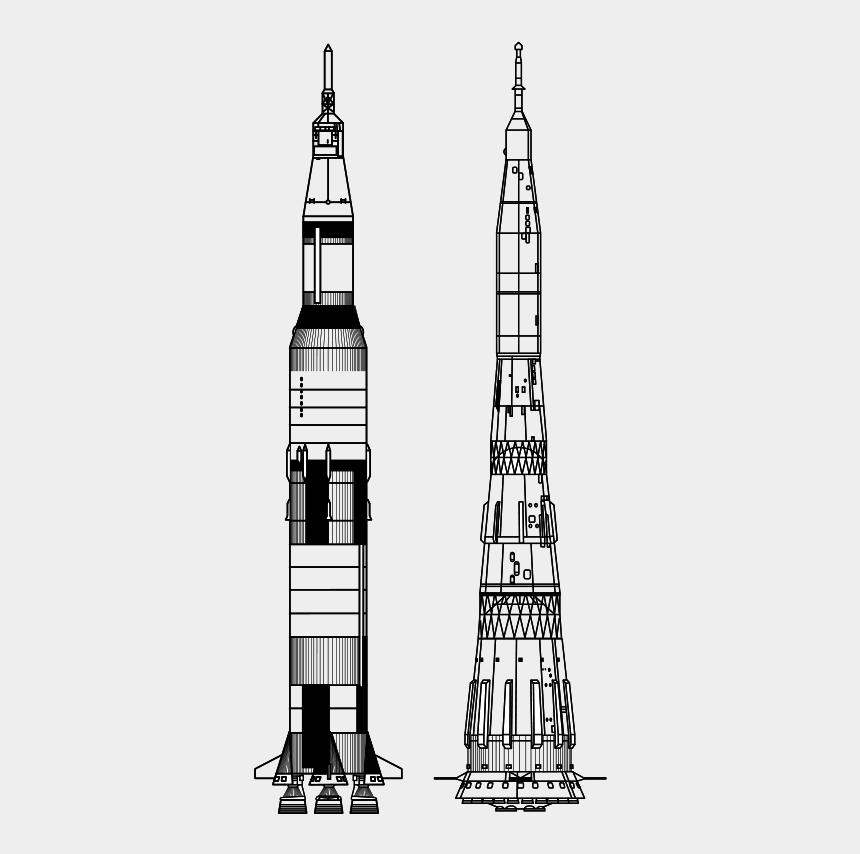 saturn clipart, Cartoons - Apollo 11 Spaceship Drawing