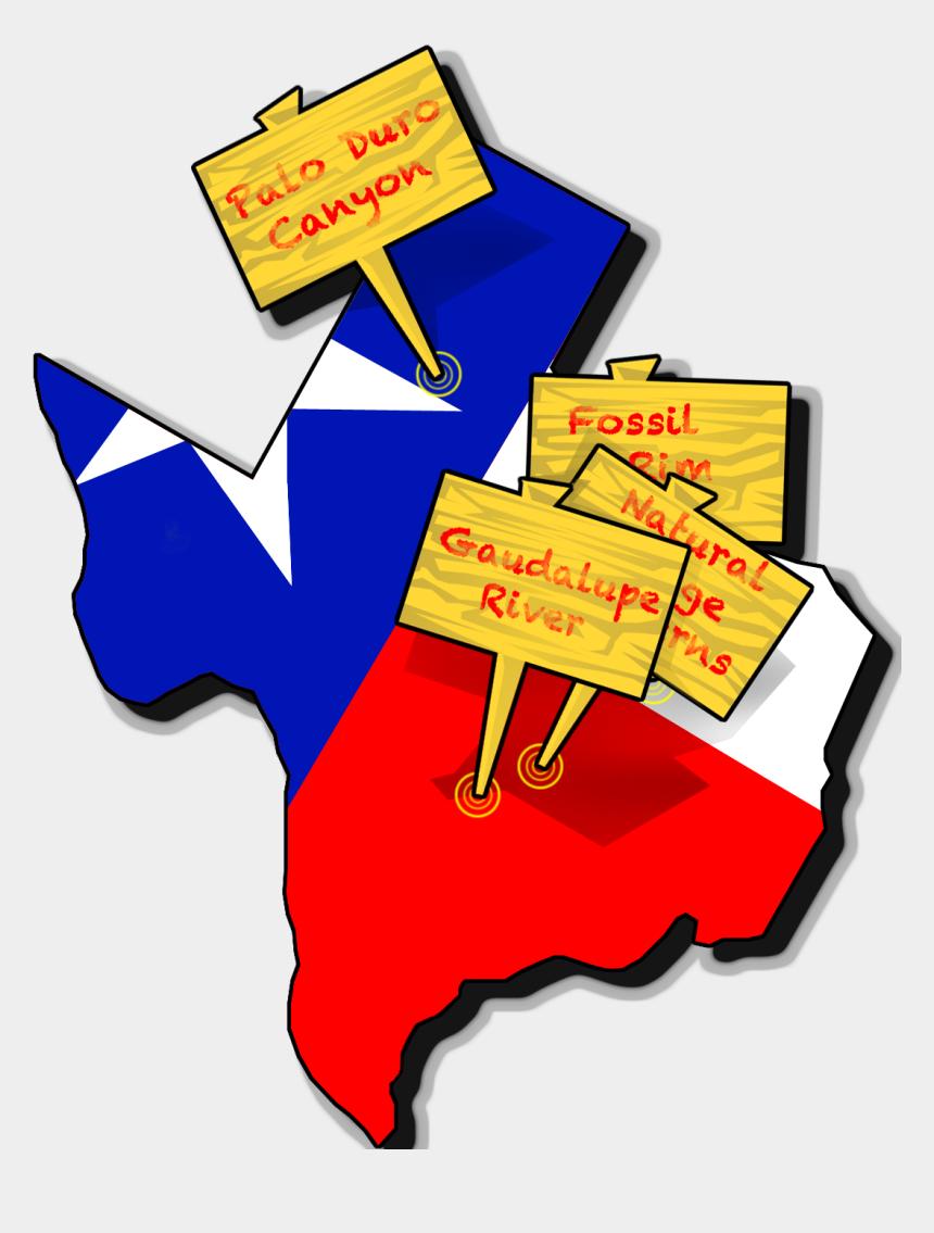 map of texas clipart, Cartoons - Clipart Map Road Trip - Road Trip To Texas Clip Art