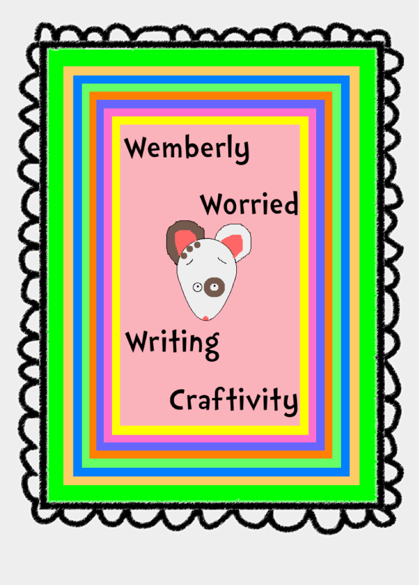 wemberly worried clipart, Cartoons - Also Feel More Comfortable Sharing Their Worries Because - If You Think Someone Could Use A Friend Be One