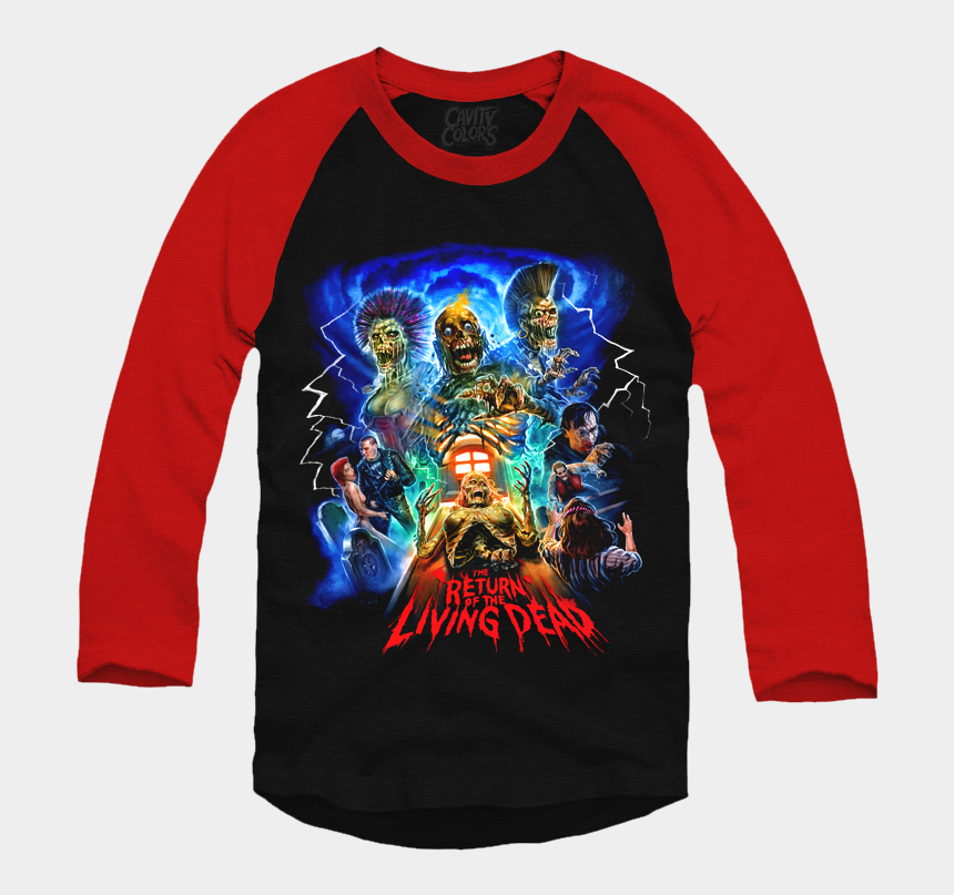 ugly sweater party clipart, Cartoons - Return Of The Living Dead - Killer Klowns From Outer Space Shirt