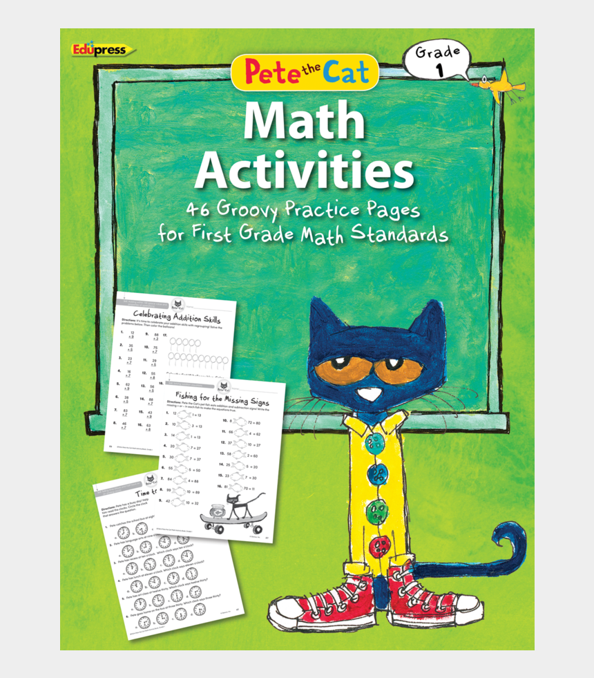 pete the cat and his four groovy buttons clipart, Cartoons - Pete The Cat Newsletter - Language Arts