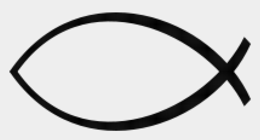 hula hoop clipart black and white, Cartoons - Ichthys Christian Symbolism Christian Clip Art Christian - Ichthys Christian Symbol