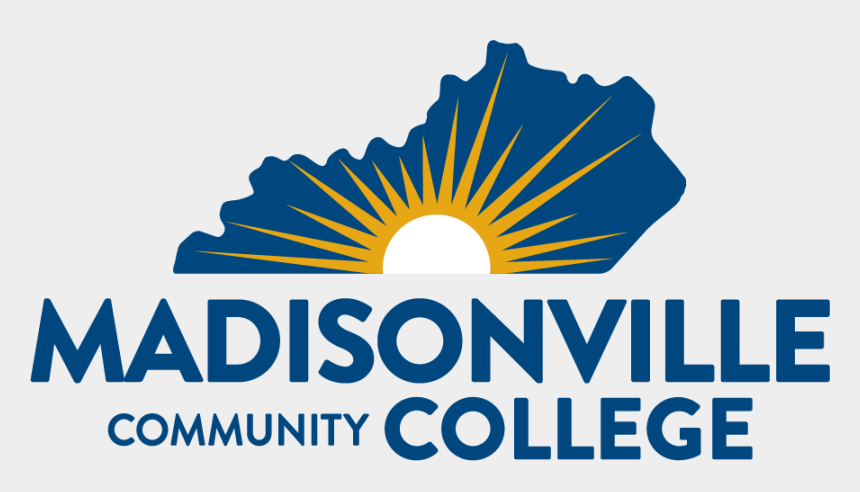 community college clipart, Cartoons - Madisonville Vert Rgb - Graphic Design
