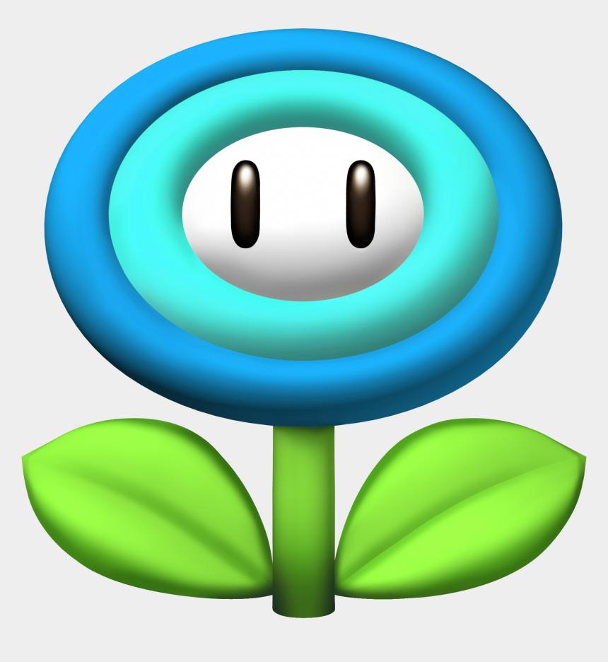 power up clipart, Cartoons - Super Mario Fire Flower