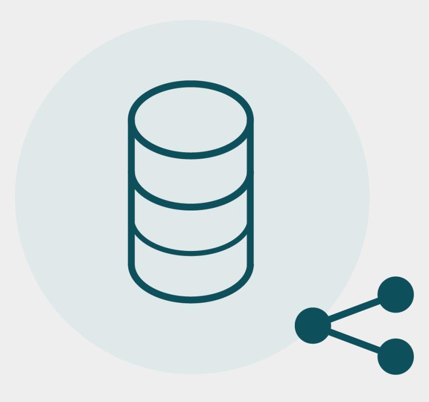 marketing information management clipart, Cartoons - Modern Marketing Is Data-driven - Circle