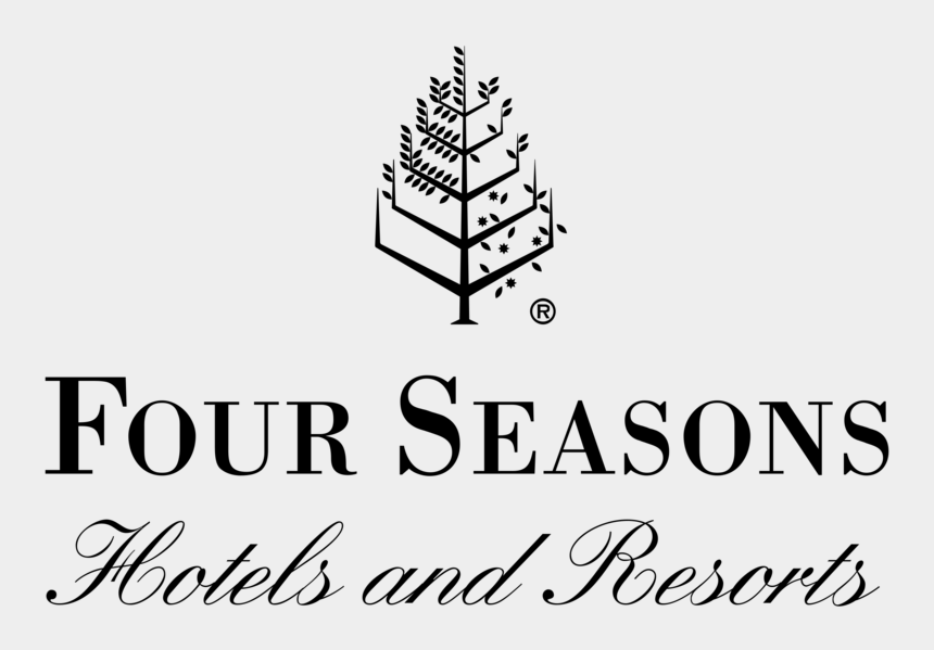 four seasons tree clipart, Cartoons - Four Seasons Hotels And Resor - Four Seasons Hotel