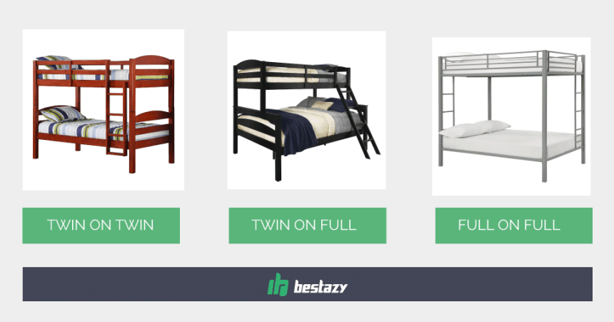 bunk beds clipart, Cartoons - Space To A Bunk Bed Unit, So Many Stick With The Twin - Bunk Bed