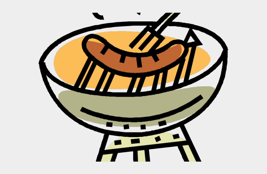 propane clipart, Cartoons - Barbecue Clipart - Sausage Sizzle Clip Art