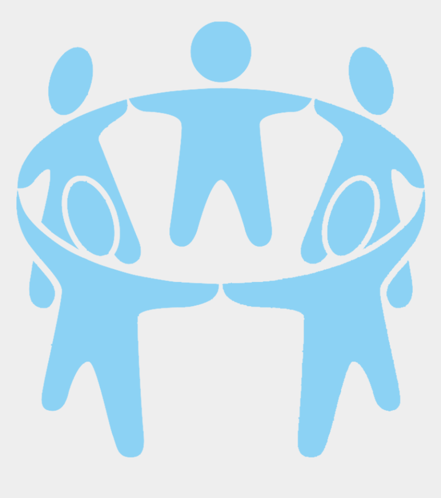 community clipart free, Cartoons - Gambling Secret No More - Self Help Group Icon