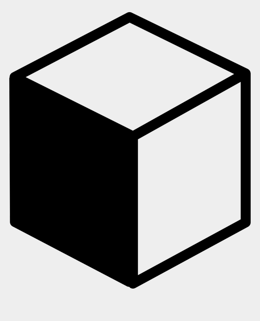 shadow puppet clipart, Cartoons - Cube Variant With Svg Png Icon Free - Shadow Icon Png