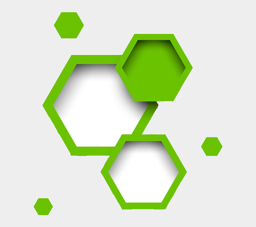 polygons clipart, Cartoons - Geometry Clipart Polygon - กรอบ รูป หก เหลี่ยม