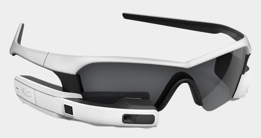 heads up clipart, Cartoons - Smartglasses Google Recon Instruments Head-up Glass - Recon Jet Glasses