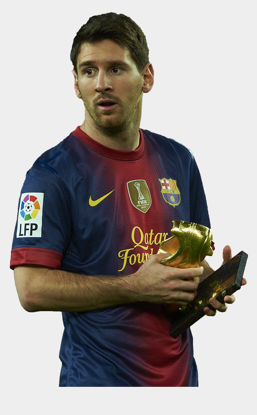 messi clipart, Cartoons - Lionel Messi 4 Football Renders - Lionel Messi 2017 .png