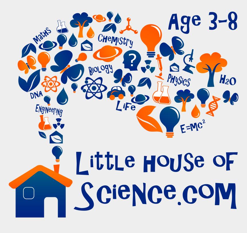 e=mc2 clipart, Cartoons - Little House Of Science London On Hoop - Little House Of Science