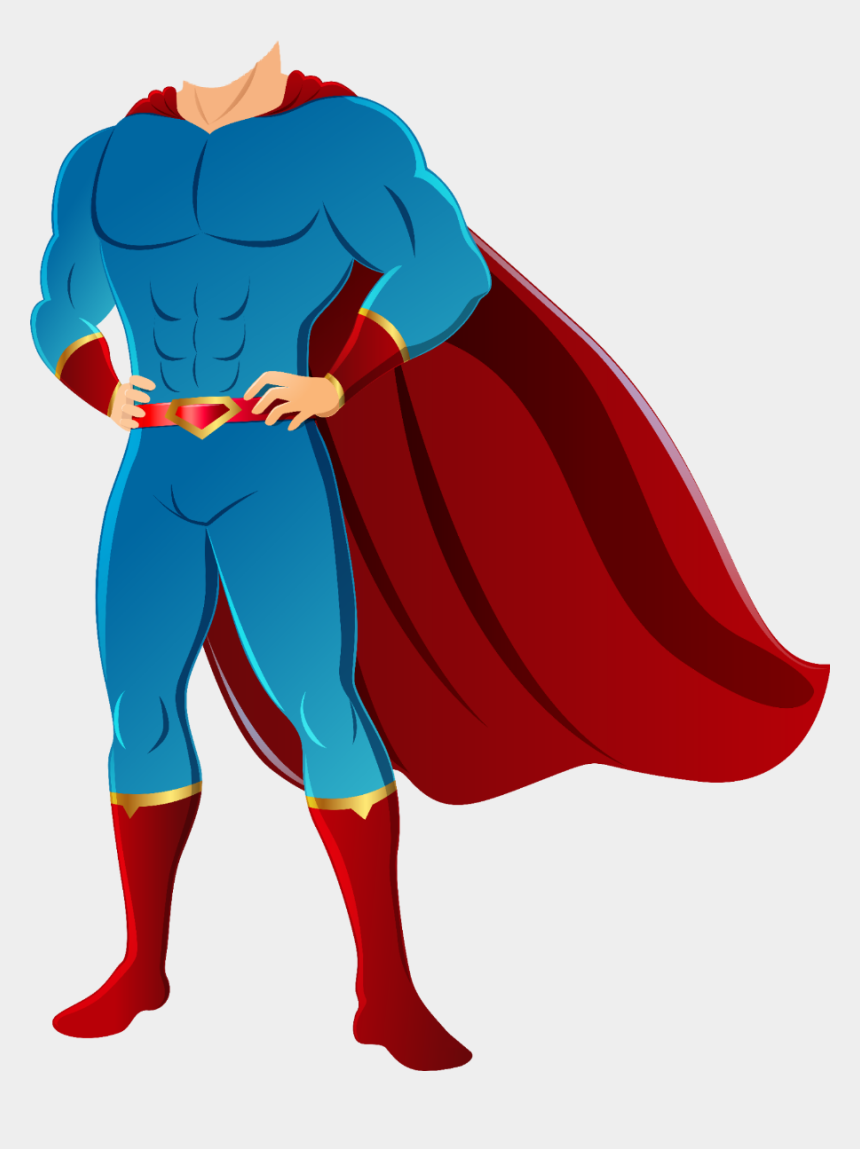 Sticker Superhero Headless Costume صور سوبر مان كرتون Cliparts Cartoons Jing Fm