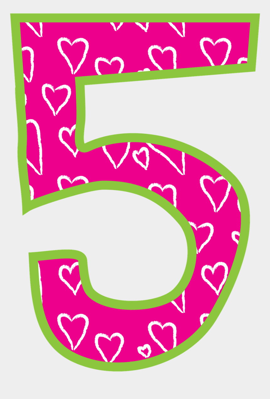 number 25 clipart, Cartoons - Number Cliparthut Free - Pink Number 25 Transparent