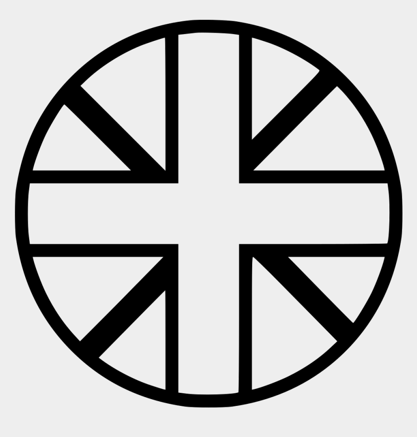 united kingdom clipart, Cartoons - United Kingdom Flag Png - Buddhist Symbol Transparent Background