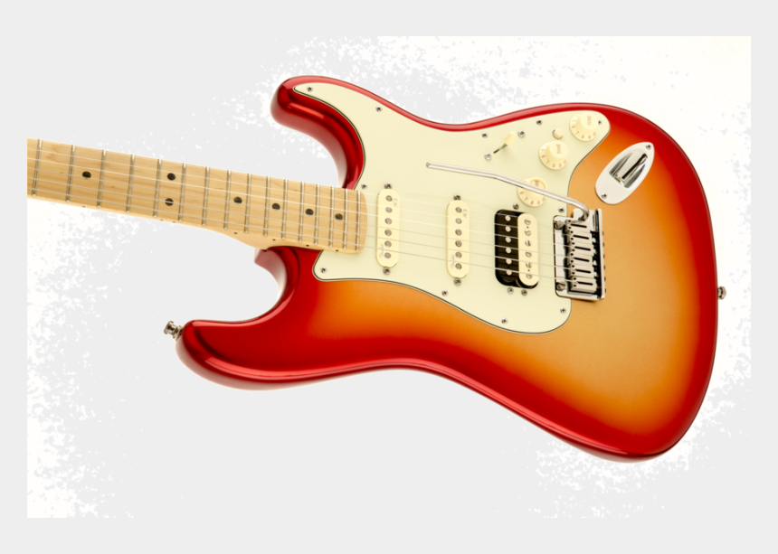 Fender Stratocaster Electric Guitar Bass Guitar Clipart - Full Size Clipart  (#2698419) - PinClipart