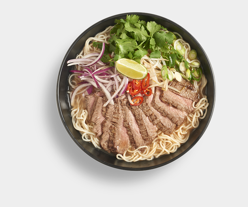 salisbury steak clipart, Cartoons - Chilli Sirloin Steak Ramen - Wagamama Sirloin Steak Chili Ramen