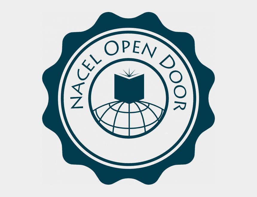 open door policy clipart, Cartoons - Nacel Open Door Logo