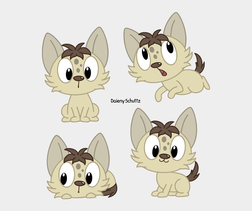 kawaii dog clipart, Cartoons - Collection Of Free Hyenas Download On Ubisafe Ⓒ - Kawaii Cute Hyena