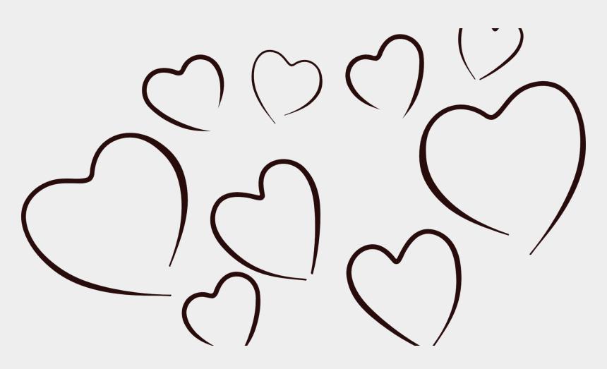 interlocked hearts clipart, Cartoons - Heart X Carwad Net Ⓒ - Hearts Clipart Black And White