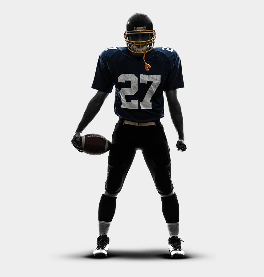 sports announcer clipart, Cartoons - Football Silhouette, American Football Players, Silhouette - American Football Player Png
