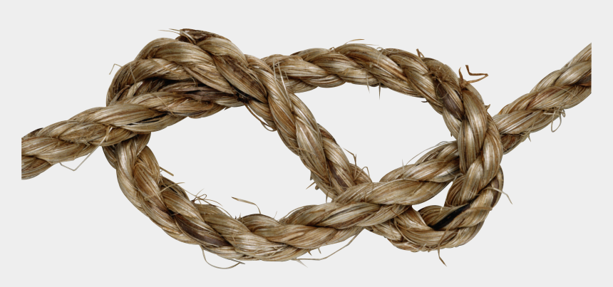 lasso clipart png, Cartoons - Lasso Clipart Brown Rope - Rope Knot Transparent Background
