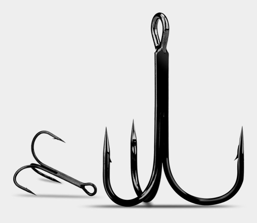 fishing line and hook clipart, Cartoons - Anchor Hook Three-jaw Hook Has Barbed Large Anchor
