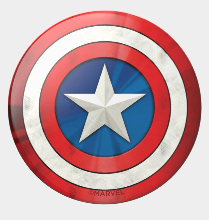 captain america clipart free, Cartoons - Captain America Logo, Popsockets - Captain America Shield Popsocket