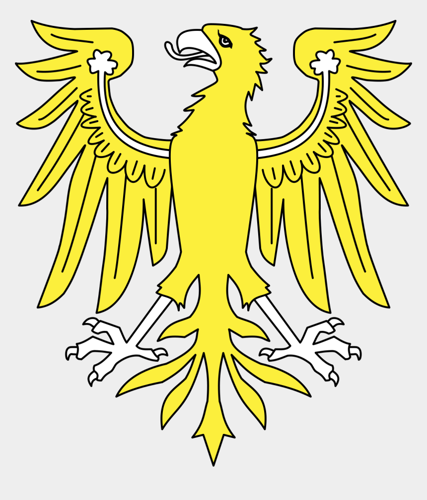 eagle wings spread clipart, Cartoons - Aigle Charlemagne