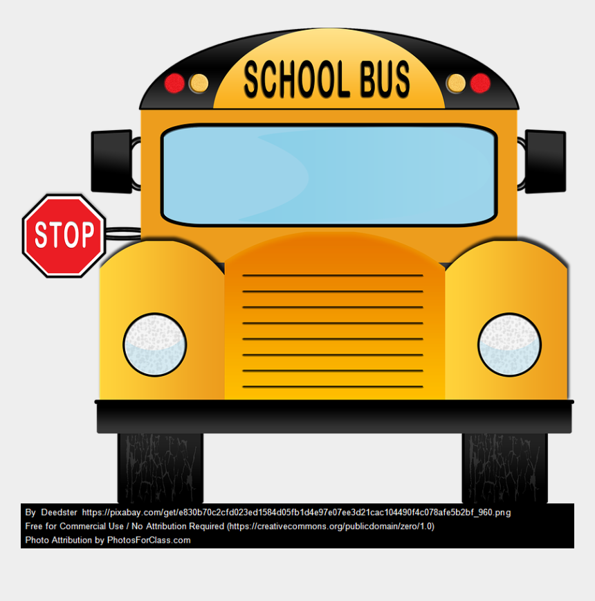 christmas school bus clipart, Cartoons - Bus Stop Safety Tips - Blue School Bus Clip Art